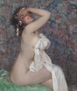Обнаженная танцовщица - Боргони, Марио