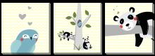 Панды и сова