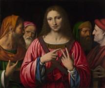 Христос среди врачей - Луини, Бернардино