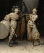 Три солдата - Брейгель, Питер (Старший)