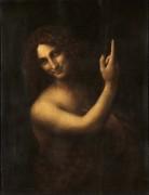 Иоанн Креститель - Винчи, Леонардо да