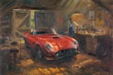 California Spyder - Фернли, Алан