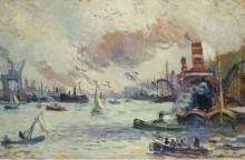 Роттердам, 1908 - Люс, Максимильен
