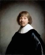 Портрет Якоба де Гейна III - Рембрандт, Харменс ван Рейн