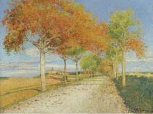Дорога Келхоу, 1909 - Ложе,  Ашиль