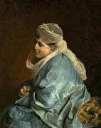 Женщина из Константинополя - Жером, Жан-Леон