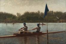 Братья Биглин, участвующие в гонке - Икинс, Томас