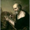 Евангелист Марк,  1804–1809 г -  Боровиковский, Владимир Лукич