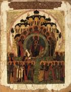 Икона Б.М. О Тебе радуется всякая тварь (ок.1575)