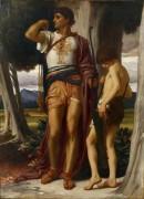 Давид и Ионафан - Лейтон, Фредерик