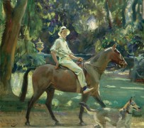 Портрет Стивена Эдварда Вивиан Смит, 1919 - Маннингс, Альфред Джеймс