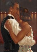 Танцующая пара - Веттриано, Джек