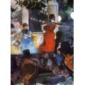 Концерт в Амбассадоре, 1877 - Дега, Эдгар