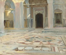Мозаичный пол - Сарджент, Джон Сингер