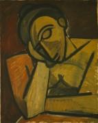 Отдых - Пикассо, Пабло