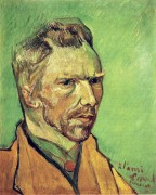 Автопортрет (Self Portrait), 1888 - Гог, Винсент ван