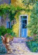 Голубая дверь - Жаньячик, Жан-Марк (20 век)