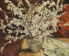 Ветви японской яблони - Вальта, Луи