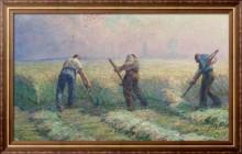 Косари на окраине Лани, 1899-1900 - Лебаск, Анри