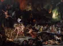 Сошествие Христа в ад - Брейгель, Ян (Старший)