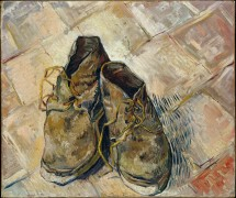 Пара ботинок (A Pair of Shoes), 1888 - Гог, Винсент ван