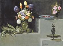 Натюрморт, 1627 - Хамен, Хуан ван дер