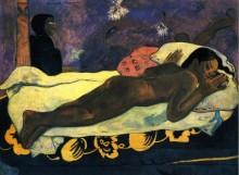 Пробуждение духа мёртвых, 1892 - Гоген, Поль