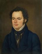 Портрет Франца Шуберта, 1827 - Эйбл,Франц