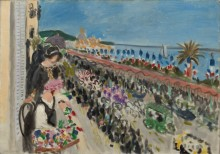 Фестиваль цветов, Ницца - Матисс, Анри