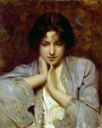 Портрет женщины в лиловом халате - Хакер, Артур