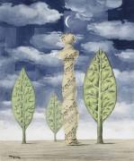 Любовь к природе - Магритт, Рене