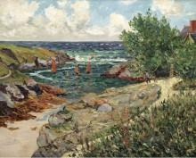 Порт Гульфар, Бель-Иль, 1909 - Мофра, Максим