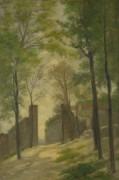 Шлюз за деревьями -  Лепин, Станислав, Виктор Эдуард