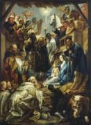Поклонение волхвов - Йорданс, Якоб