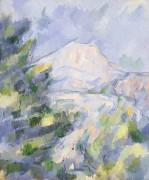 Гора Сент-Виктуар - Сезанн, Поль