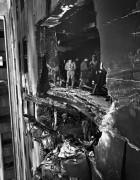 Бомбардировщик врезался в Эмпайр Стейт Билдинг