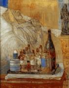Моя мертвая мама, 1915 - Энсор, Джеймс