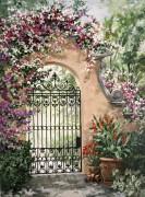 Ворота виллы Вискайя - Хайн, Лори (20 век)