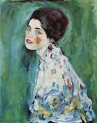 Портрет женщины - Климт, Густав