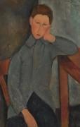 Портрет мальчика - Модильяни, Амадео