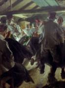 Танцы в Муре - Цорн, Андерс