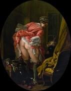 Задранное платье - Буше, Франсуа