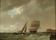Бурное море - Куккук, Ян Херманус