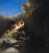 Похищение Прозерпины - Рембрандт, Харменс ван Рейн