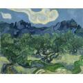 Оливковые деревья - Гог, Винсент ван