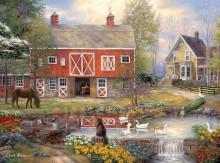 Размышления о сельской жизни - Пинсон, Чак (20 век)