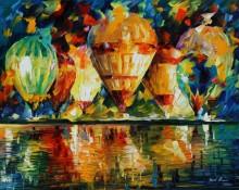 Шоу воздушных шаров - Афремов, Леонид (20 век)