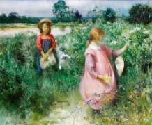 Собирание полевых цветов - Хакер, Артур