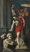 Христос в лимбе - Сезанн, Поль