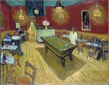 Ночное кафе на площади Ламартин в Арле (Night Cafe), 1888 - Гог, Винсент ван